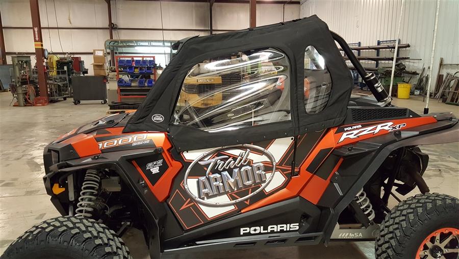 Trail Armor Cab Enclosure For Polaris Rzr 900 Polaris Rzr