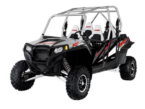2012 rzr xp 900 4 graphic kit liquid silver w cut outs. Black Bedroom Furniture Sets. Home Design Ideas