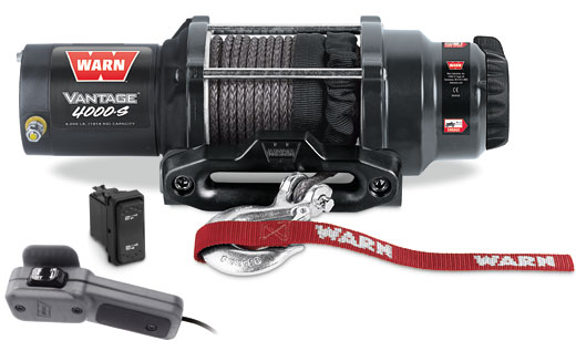Warn Vantage Winch U20132500  3500 And 4500lb  Wire Or