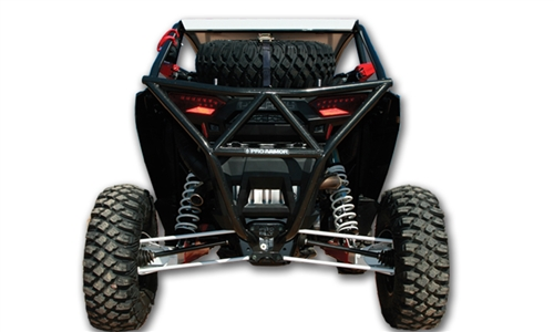 Pro Armor Baja Cage With V Intrusion Bar For Rzr Xp 1000
