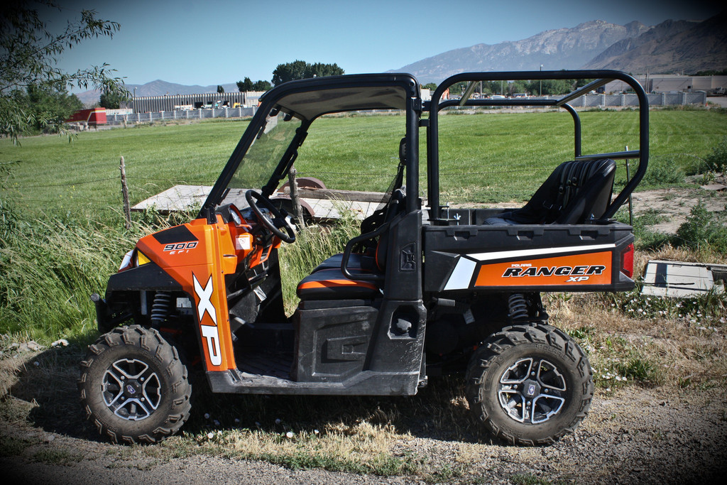 Polaris Ranger Xp 900 Back Seat And Roll Cage Trail King