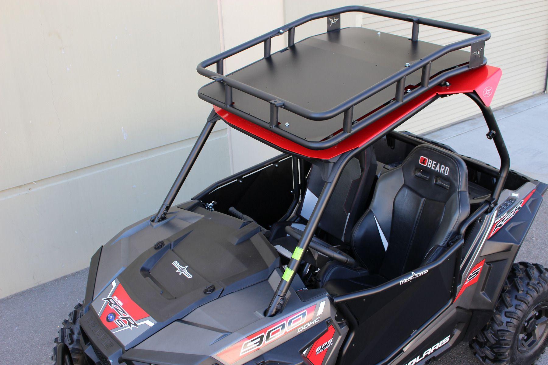Polaris Rzr 900 S Xc Rzr 1000 S Amp Xp1000 Roof Rack