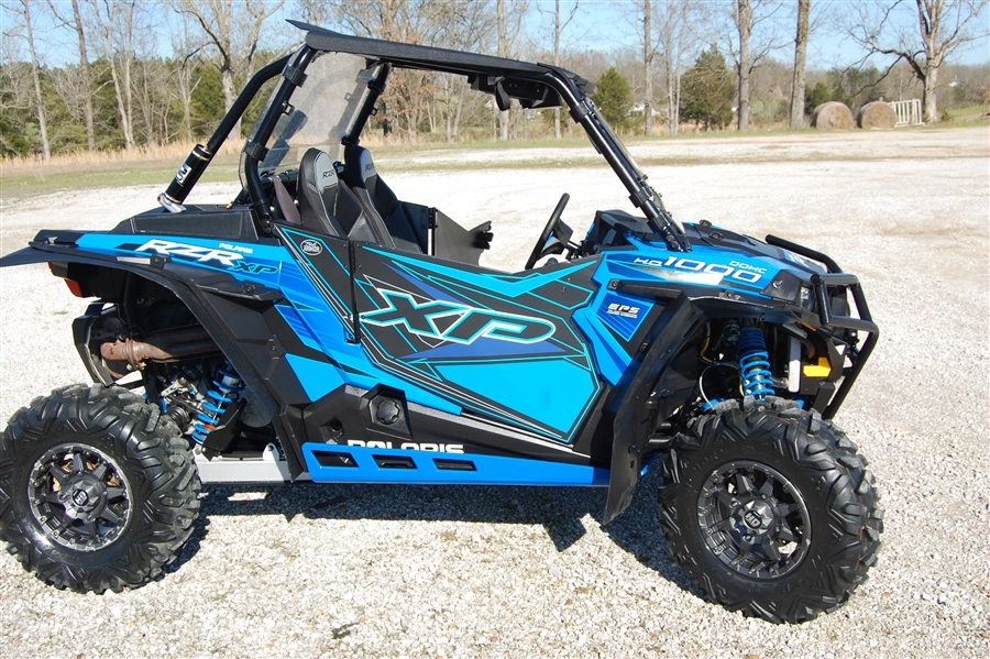 Polaris General 4 Seater >> Trail Armor Skid Plate for RZR XP 1000 or RZR XP Turbo 2 Seater | Trail King Off-Road