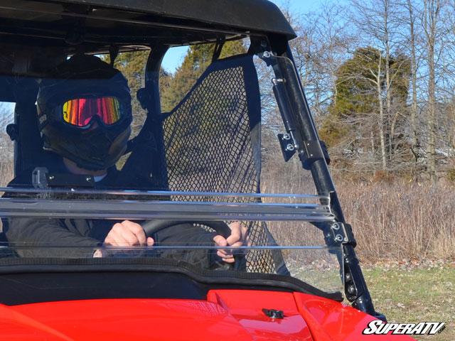 super atv windshield instructions