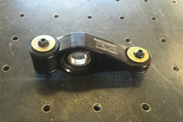 Sandcraft RCR Carrier Bearing for Polaris RZRS and Generals