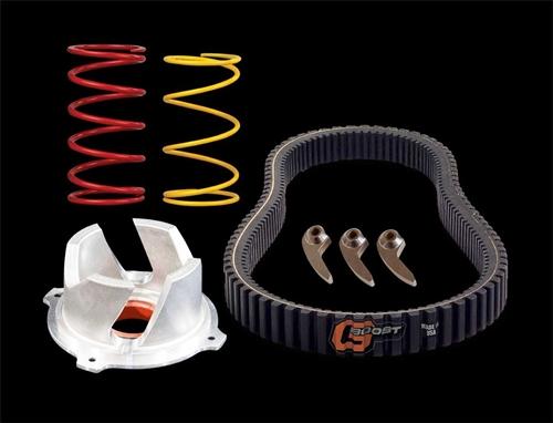 GBoost Technology RZR Clutch Kit--ONE YEAR BELT WARRANTY